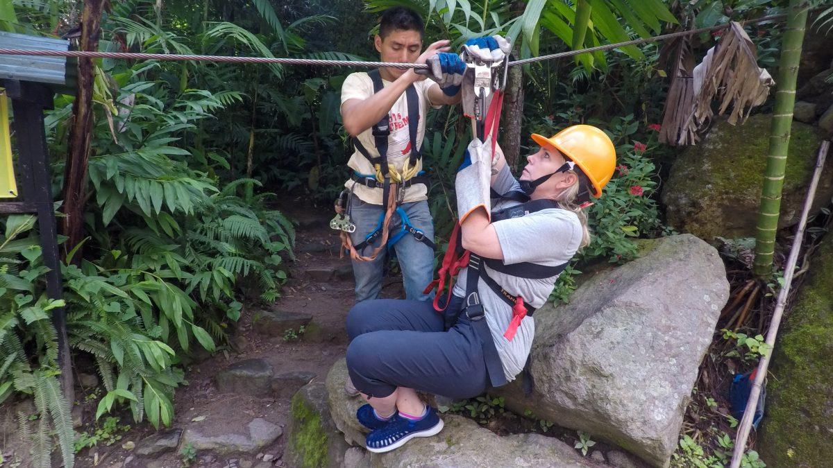 Guatemalan Service Vacation